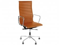 Image of the design chair Eames chair Alu EA119 - Havana