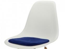 Image of the design chair Eames cushion - Dark blue