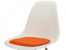 Image of the design chair Eames cushion - Orange