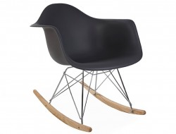 Image of the design chair Eames Rocking Chair RAR - Anthracite