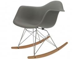Image of the design chair Eames Rocking Chair RAR - Grey