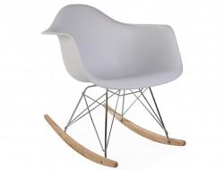 Image of the design chair Eames Rocking Chair  RAR- White