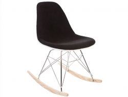 Image of the design chair Eames RSR Wool Padded - Grey