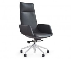 Image of the design chair Ergonomic 1901HB-129 Office Chair - Black