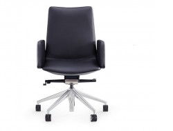 Image of the design chair Ergonomic 1901MB-129 Office Chair - Black