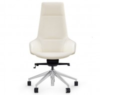 Image of the design chair Ergonomic YM-H-129 Office Chair - White