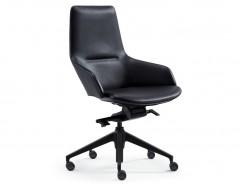 Image of the design chair Ergonomic YM-M-129B Office Chair - Black