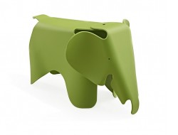 Image of the design chair Kids Chair Elefant - Green