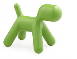 Image of the design chair Kids Chair Puppy - Green