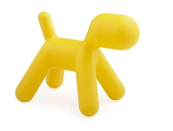 Image of the design chair Kids Chair Puppy - Yellow