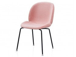 Image of the design chair Orville Chair Mr. B  - Pink Velor