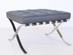 Image of the design chair Ottoman Barcelona - Grey