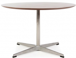 Image of the design chair Swan side table Arne Jacobsen