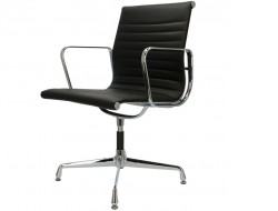 Image of the design chair Visitor chair EA108 - Black