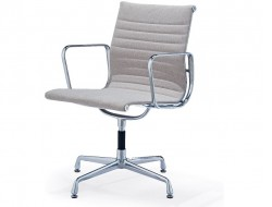 Image of the design chair Visitor chair EA108 - Grey beige