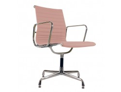 Image of the design chair Visitor chair EA108 - Light pink