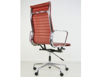 Image of the design chair COSY Office Chair 119 - Dark red