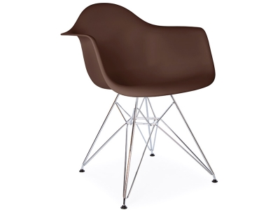 Image of the design chair DAR chair - Coffee