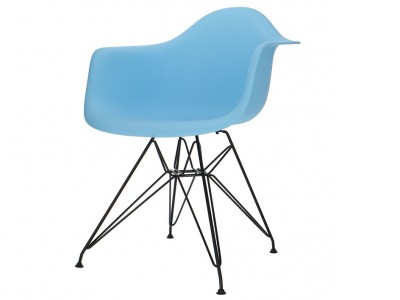 Image of the design chair DAR chair - Light blue