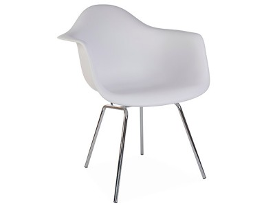 Image of the design chair DAX chair - White