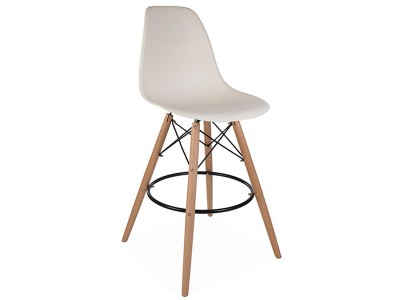 Image of the design chair DSB bar chair - Cream