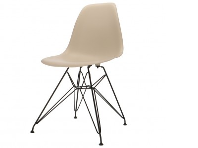 Image of the design chair DSR chair - Grey beige