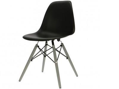 Image of the design chair DSW chair - Black