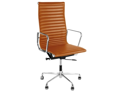 Image of the design chair Eames chair Alu EA119 - Havana