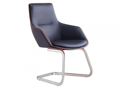 Image of the design chair Ergonomic 1903C Office Chair - Navy Blue