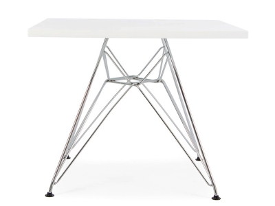 Image of the design chair Kids Table Eames Eiffel - White