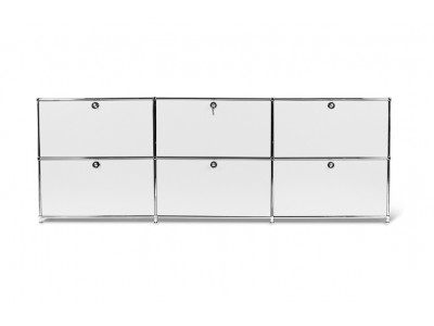 Image of the design chair Office furniture - Amc23-01 white
