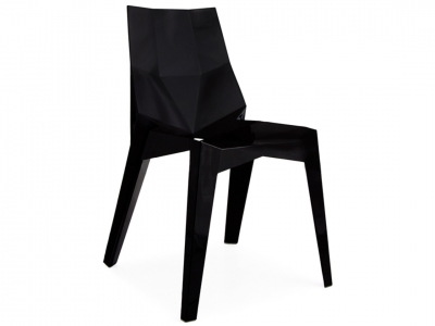 Image of the design chair The Shard Chair - Black