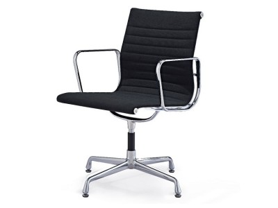 Image of the design chair Visitor chair EA108 - Anthracite