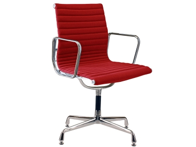 Image of the design chair Visitor chair EA108 - Red