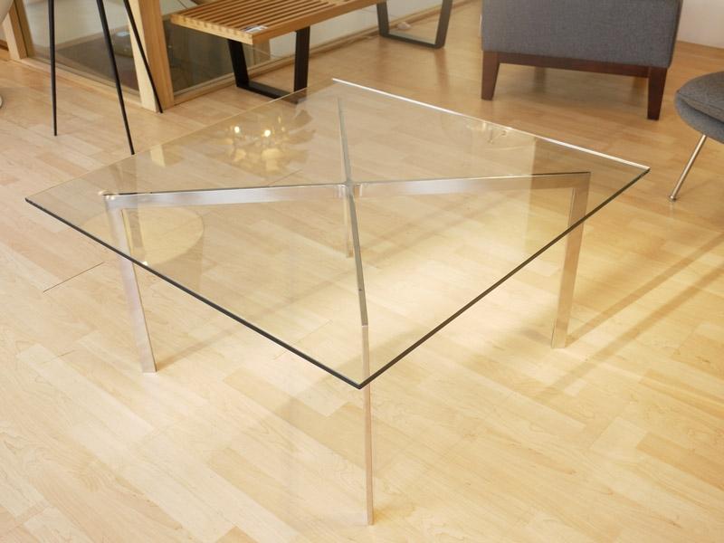 Coffee Table Barcelona 90 X 90 Cm