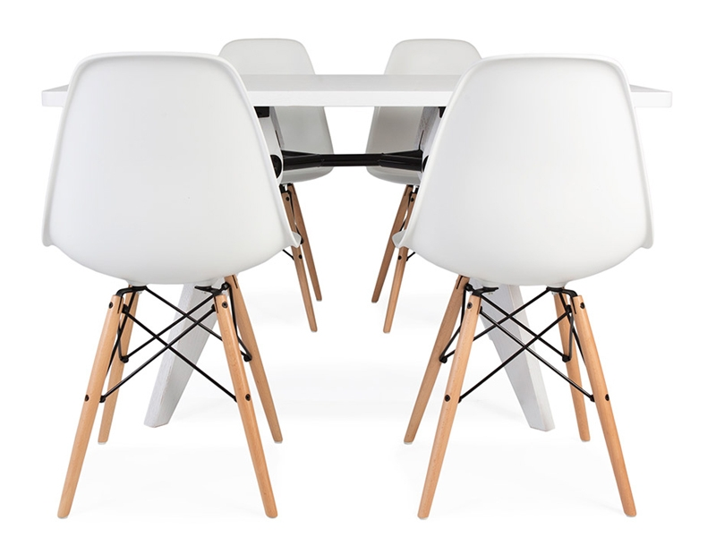 Prouv Table And 4 Chairs