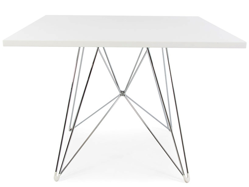 Image of the design furniture Square table Eiffel