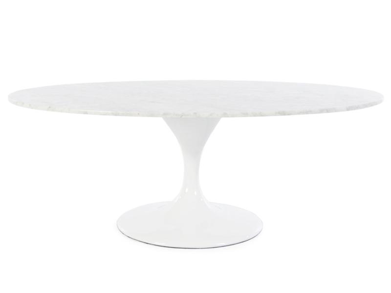 Image of the design furniture Tulip coffee table Saarinen