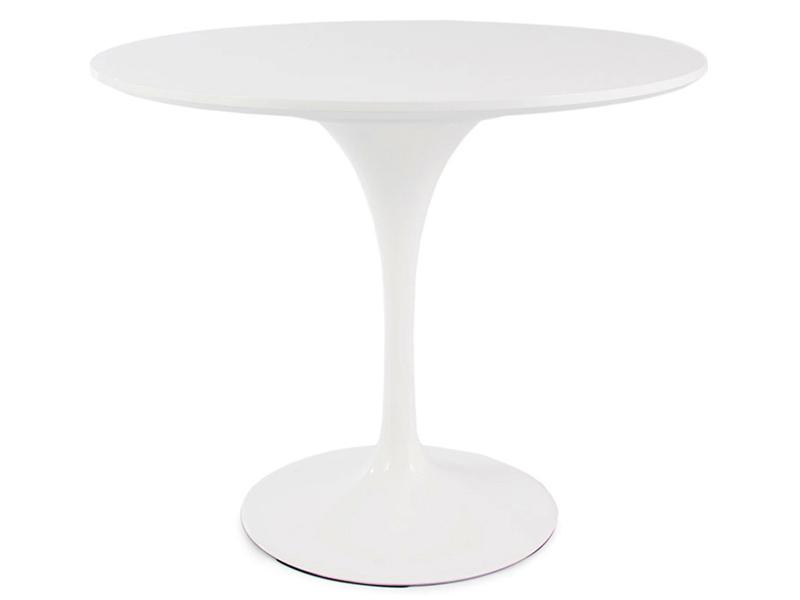 Image of the design furniture Tulip table Saarinen