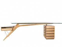 Image of the design furniture Cavour Writing Desk