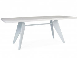 Image of the design furniture Dining table Prouvé