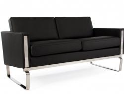 Image of the design furniture Hans Wegner CH102 Loveseat Sofa
