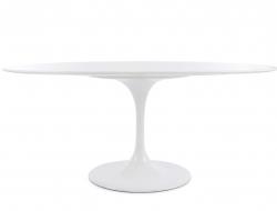 Image of the design furniture Oval table Tulip Saarinen