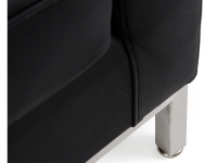 Image of the design furniture Lounge Chair COSYNOLL - Black