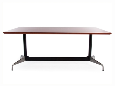 Image of the design furniture Eames Contract Table - Beech
