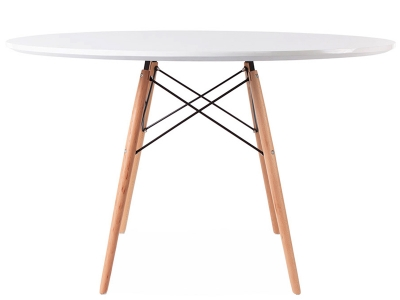 Image of the design furniture Eames table WDW