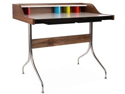Image of the design furniture George Nelson Swag Leg desk