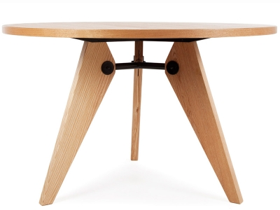 Image of the design furniture  Round dining table Prouvé