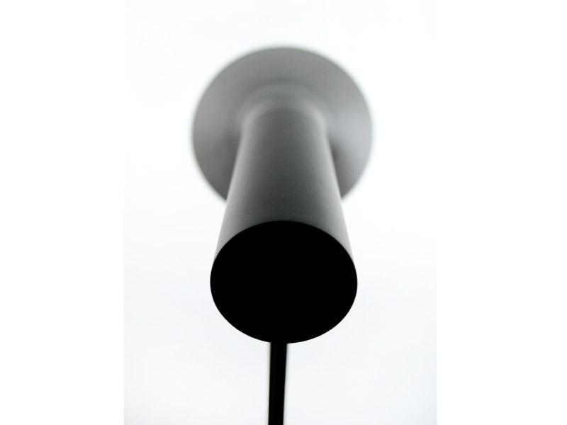 Image of the design lamp Floor Lamp AJ Original - Black