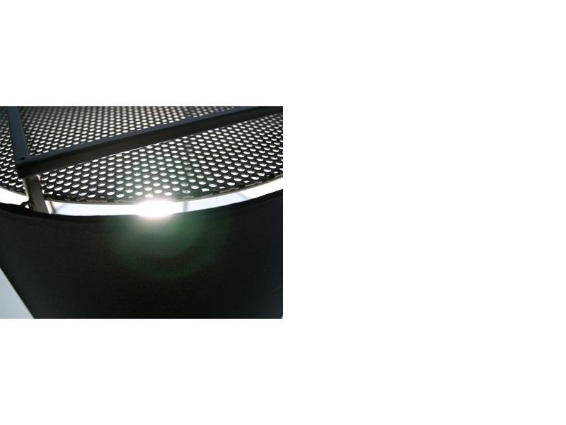 Image of the design lamp Table Lamp Lewitt M - Black